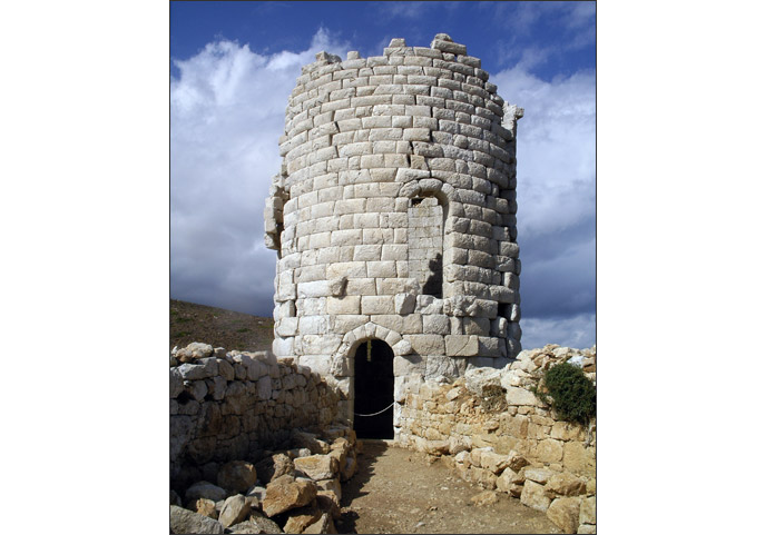 Hellenistic Tower of Drakanon