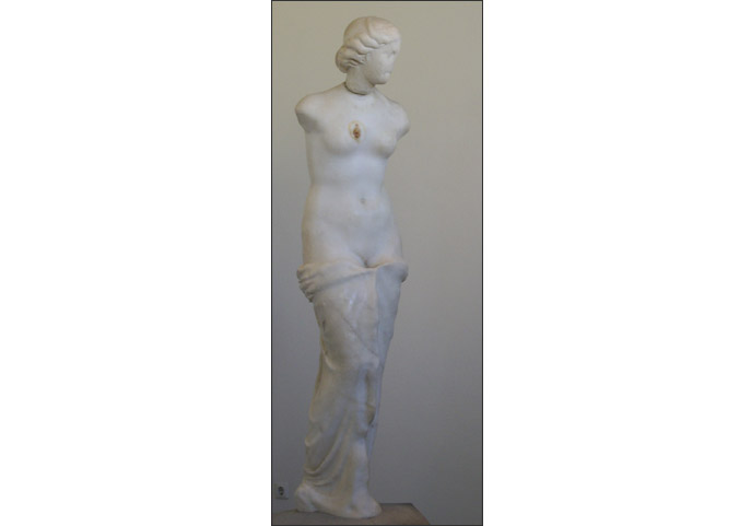 The 'Marine Venus', Rhodes Archaeological Museum
